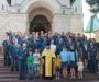 Молебен пред иконой «Неопалимая Купина» совершили для сотрудников МЧС