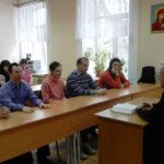 Состоялось традиционное собрание духовно-просветительского клуба «Преображение»