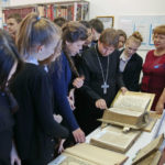 В Труновской библиотеке прошло мероприятие «Православная книга: путь к духовности»