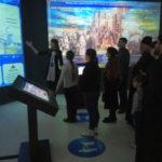 Прихожане храмов Ольгинского благочиния совершили экскурсию в мультимедийный музей