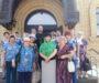 Члены городского актива посетили храм великомученика Артемия