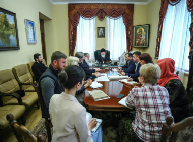 Развитие фермерского хозяйства обсудили на совещании в епархиальном управлении