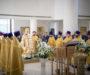 В день памяти святителя Николая Чудотворца митрополит Кирилл возглавил Литургию в Свято-Троицком кафедральном соборе Парижа