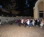 Киносеанс под открытым небом прошел на территории храма