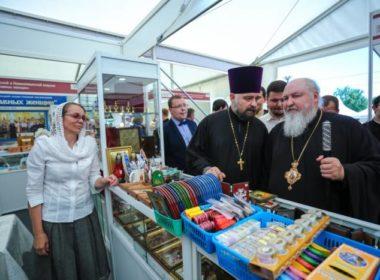 В Ставрополе открылась православная выставка-ярмарка «Град Креста»