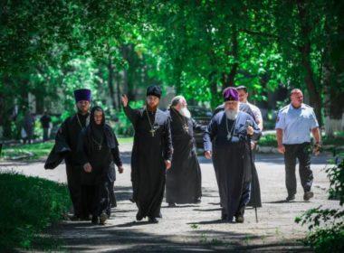 Митрополит Кирилл посетил Иоанно-Мариинский женский монастырь