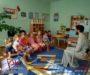 Беседа священнослужителя с детьми была посвящена Великой Отечественной войне