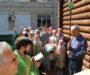 Престольный праздник отметили в студенческом храме Невинномысска