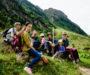 Члены приходской общины совершили экскурсионно-туристическую поездку в Махарскую долину