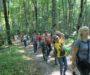 Члены союза православной молодежи Невинномысска посетили природный заказник «Стрижамент»