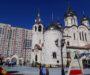 Завершается строительство собора святого равноапостольного князя Владимира