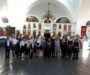 Учащиеся художественной школы посетили сельский храм