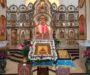 В праздник Покрова Богородицы престольный праздник отметили в храме села Пелагиада