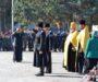 Клирики епархии приняли участие в праздновании двадцатилетия Ставропольского казачьего округа