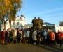 Ставропольские паломники посетили Дивеевский монастырь