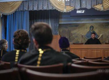 В семинарии начали работу курсы повышения квалификации священнослужителей