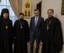 Представители епархии приняли участие в совещании с председателем Синодального отдела по взаимоотношениям Церкви с обществом и СМИ
