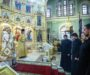 В Неделю 24-ю по Пятидесятнице митрополит Кирилл совершил Литургию в Андреевском соборе