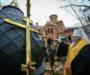 Митрополит Кирилл совершил освящение крестов и куполовхрама Иверской иконы Божией Матери