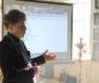 В храме Всех святых в земле Русской просиявших п. Темижбекский проходят воскресные лекции для прихожан