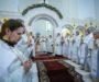 Митрополит Кирилл совершил великое освящение Владимирского собора