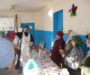 В отдаленных селах Туркменского района совершили великое освящение воды