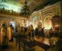 Митрополит Кирилл совершил всенощное бдение в храме Преображения Господня г. Ставрополя