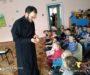 Священник раскатал детям о народных традициях праздника Севастийских мучеников