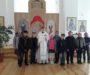 Труновские школьники помолились за богослужением Лазаревой субботы