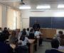 Священник провел  со школьниками беседу о вреде сквернословия