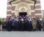 Митрополит Кирилл встретился с духовниками казачьих обществ Москвы