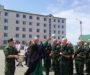 Клирик епархии поздравил военнослужащих с принятием присяги