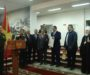 Митрополит Кирилл присутствовал при передаче штандарта командующего 49-й общевойсковой армией