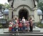 Учащиеся школы провели летний день в храме