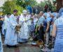 Митрополит Кирилл возглавил Божественную литургию в соборе Преображения Господня г. Изобильного