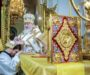 В Неделю 9-ю по Пятидесятнице митрополит Кирилл совершил Литургию в Казанском соборе