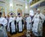 Митрополит Кирилл совершил всенощное бдение в Преображенском храме г.Ставрополя в канун престольного праздника