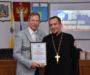 Благочинный Грачевского округа удостоен благодарственного письма депутата Государственной Думы