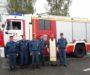 Новую пожарную технику освятили в день празднования иконы Божией Матери «Неопалимая Купина»