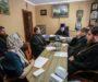 В семинарии обсудили развитие официального сайта духовной школы