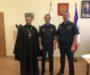 Духовник Ставропольского президентского кадетского училища встретился с руководством учебного заведения