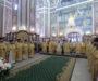 Митрополит Кирилл сослужил за Литургией в день престольного праздника кафедрального собора Нижегородской епархии