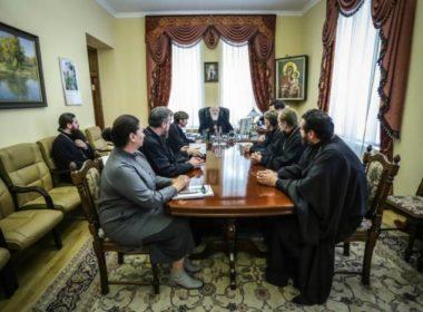 В епархиальном управлении подвели итоги VII Ставропольского форума ВРНС