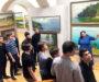 Студенты подготовительного отделения посетили картинную галерею П.М. Гречишкина