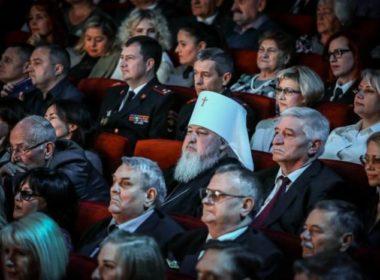 Митрополит Кирилл поздравил сотрудников полиции с профессиональным праздником