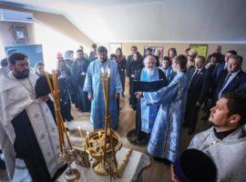 Митрополит Кирилл освятил реабилитационный центр «Здоровое Ставрополье» в Изобильном