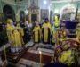 В канун престольного праздника Андреевского собора митрополит Кирилл совершил всенощное бдение