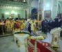 Митрополит Кирилл совершил Божественную литургию в престольный праздник Андреевского собора