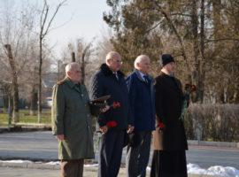 В Дивном почтили память освобождения района от оккупации