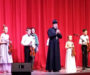 Рождественский концерт собрал детей со всего Кочубеевского района